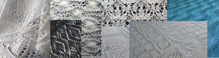 Knitted Lace of Estonia: Amazon.ca: Nancy Bush: Books
